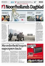 Dagblad Zaanstreek | Eriks Gaap