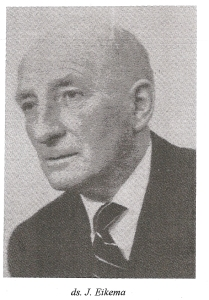 Dominee Jan Eikema