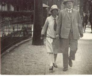Jaap en Christina Dorjee (2) Collectie Wal Dorjee